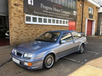 1987 FORD SIERRA  2.0 RS Cosworth 3dr £44495.00