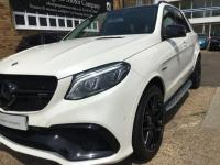 USED 2017 17 MERCEDES-BENZ GLE-CLASS 5.5 GLE63 AMG S (Premium) Speedshift Plus 7G-Tronic 4MATIC (s/s) 5dr
