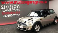 2008 MINI HATCH COOPER 1.6 COOPER D 3d 108 BHP £3995.00