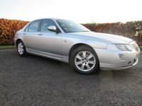 USED 2004 04 ROVER 75 1.8 CONNOISSEUR 4d * 12 MONTHS MOT AND RECENTLY SERVICED *