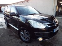 2009 CITROEN C-CROSSER 2.2 EXCLUSIVE HDI 5d 155 BHP £3495.00