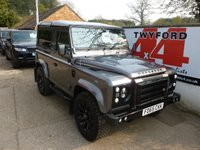 USED 2015 65 LAND ROVER DEFENDER 2.2 TD XS STATION WAGON 3d 155 BHP STAGE ONE TUNE