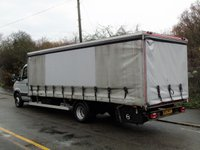 USED 2012 12 IVECO DAILY 70C17 3.0HPT 170 BHP AUTOMATIC 7T 21FT 6IN CURTAINSIDER  +AUTOMATIC+1 OWNER+