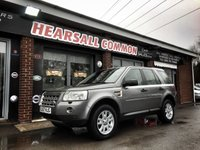 USED 2007 57 LAND ROVER FREELANDER 2.2 TD4 XS 5d 159 BHP