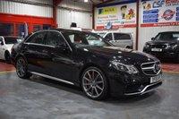 2015 MERCEDES-BENZ E CLASS 5.5 AMG E 63 S 4d AUTO 577 BHP £34295.00