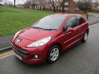 2010 PEUGEOT 207 1.4 SPORT 3d 95 BHP £2999.00