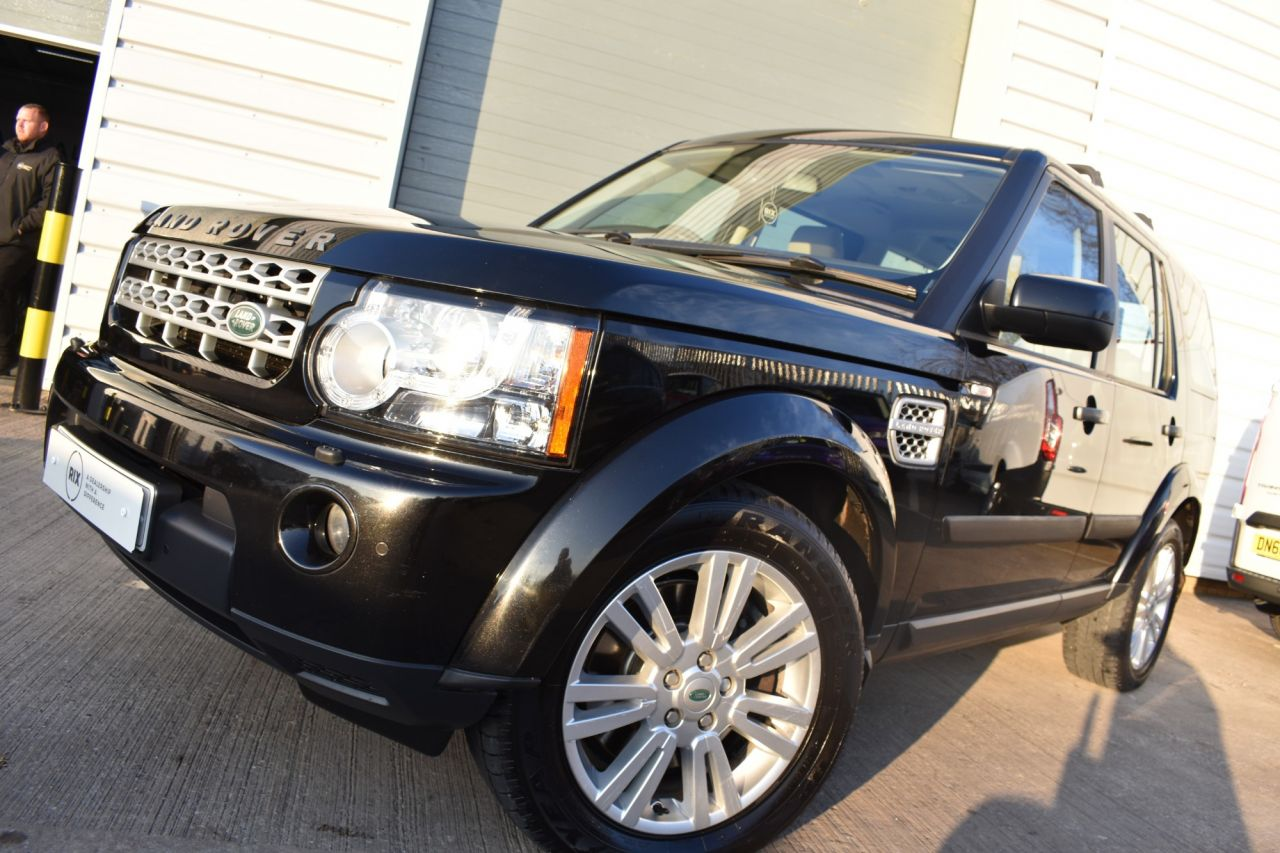 Used LAND ROVER DISCOVERYfor sale