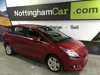 USED 2012 62 PEUGEOT 5008 1.6 HDI ACTIVE 5d 112 BHP