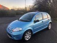 USED 2008 08 CITROEN C3 1.6 EXCLUSIVE 16V 5d 108 BHP Great Low Mileage Automatic