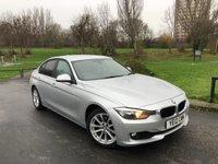 2012 BMW 3 SERIES 2.0 320D EFFICIENTDYNAMICS 4d 161 BHP £7990.00