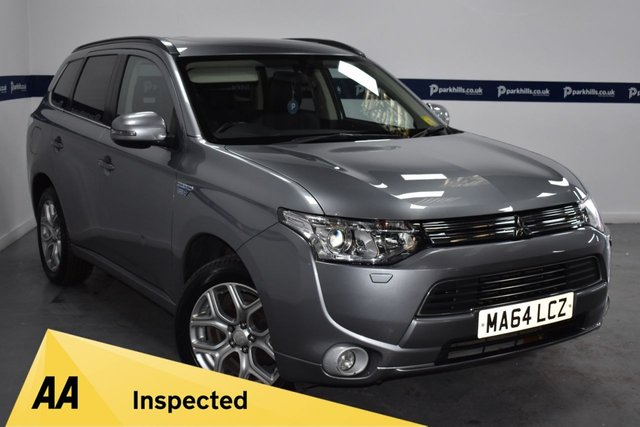 View our MITSUBISHI OUTLANDER