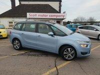 2015 CITROEN C4 GRAND PICASSO 1.6 BlueHDi Exclusive 5 door Diesel 7 seats £8999.00