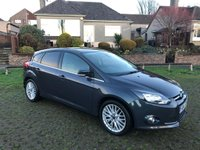 2014 FORD FOCUS 1.6 ZETEC 5d 104 BHP £SOLD