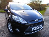 USED 2009 59 FORD FIESTA 1.4 ZETEC TDCI 5d 68 BHP **  £20 ROAD TAX ,DIESEL, 67 MPG, ONE OWNER FROM NEW , YES ONLY 32K , SUPERB  ECONOMICAL VEHICLE **