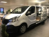 2015 RENAULT TRAFIC 1.6 LL29 BUSINESS DCI S/R P/V 1d 115 BHP £8750.00