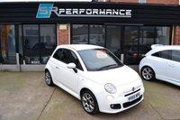 2015 FIAT 500 1.2 S 3d 69 BHP £6790.00