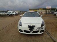 2010 ALFA ROMEO GIULIETTA 2.0 JTDM-2 VELOCE 5d 170 BHP £4495.00