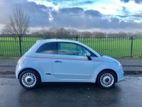 2008 FIAT 500 1.2 LOUNGE 3d 69 BHP £3595.00
