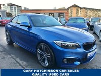 USED 2014 BMW 2 SERIES 2.0 218D M SPORT 2d 141 BHP