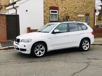 USED 2008 57 BMW X5 3.0 30d SE xDrive 5dr FSH,PANROOF,GEARBOX SERVICED