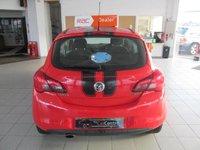 USED 2015 15 VAUXHALL CORSA 1.0 STING R ECOFLEX S/S 3d 113 BHP