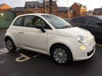 USED 2014 64 FIAT 500 1.2 POP 3d 69 BHP £30 ROAD TAX! CHEAP TO RUN