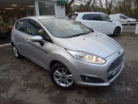 USED 2015 15 FORD FIESTA 1.6 ZETEC 5d AUTOMATIC 104 BHP Full Service History + Serviced by ourselves, Minimum 6 months MOT, Automatic