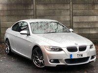 2007 BMW 3 SERIES 2.5 325I M SPORT 2d 215 BHP £5495.00