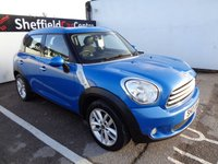 USED 2013 13 MINI COUNTRYMAN 1.6 COOPER 5d 122 BHP £193 A MONTH BLUETOOTH DAB RADIO MULTIMEDIA ALLOYS CRUISE CONTROL  AIR CON