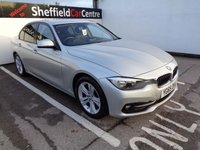 USED 2015 65 BMW 3 SERIES 2.0 320D ED SPORT 4d AUTO 161 BHP £286 A MONTH BLUETOOTH SATELLITE NAVIGATION DAB RADIO HEATED LEATHER SEATS HEATED WINDSCREEN CRUISE CONTROL PRIVACY GLASS