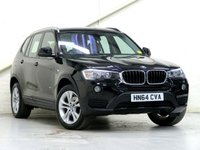 2014 BMW X3 2.0 SDRIVE18D SE 5d 148 BHP £13914.00