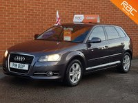 2011 AUDI A3 1.6 TDI SE 5d  ** £20 ROAD TAX ** £POA