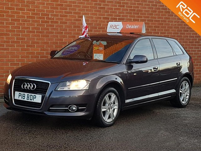2011 11 AUDI A3 1.6 TDI SE 5d  ** £20 ROAD TAX **