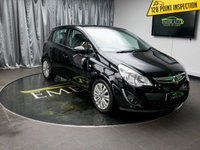USED 2011 11 VAUXHALL CORSA 1.4 SE 5d 98 BHP £0 DEPOSIT FINANCE AVAILABLE, AIR CONDITIONING, AUX INPUT, CLIMATE CONTROL, CRUISE CONTROL, DAYTIME RUNNING LIGHTS, HEATED SEATS AND STEERING WHEEL, STEERING WHEEL CONTROLS, TRIP COMPUTER