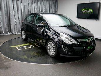 2011 VAUXHALL CORSA 1.4 SE 5d 98 BHP £4000.00