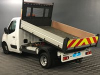 USED 2018 VAUXHALL MOVANO 2.3 CDTI L2 H1 Tipper