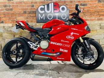 2016 DUCATI 1299 PANIGALE ABS £14490.00