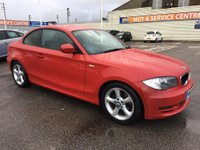 USED 2010 10 BMW 1 SERIES 2.0 118D SPORT 2d 141 BHP GOT A POOR CREDIT HISTORY * DON'T WORRY * WE CAN HELP * APPLY NOW *