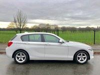 2017 BMW 1 SERIES 1.5 116D ED PLUS 5d 114 BHP £13895.00