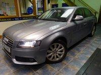 2009 AUDI A4 2.0 TDI SE 4d AUTO 141 BHP £5950.00