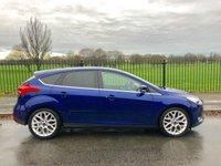 2016 FORD FOCUS 1.0 TITANIUM X 5d 124 BHP £11995.00