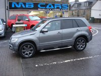 USED 2009 59 SUZUKI GRAND VITARA 1.9 SZ5 DDIS 5d 129 BHP FOUR WHEEL DRIVE,TURBO DIESEL