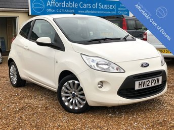 Used Ford Ka Cars In Peacehaven