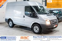 USED 2014 63 FORD TRANSIT 2.2 330 1d 124 BHP