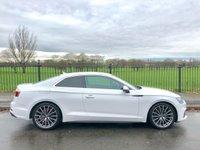 2017 AUDI A5 2.0 TFSI S LINE 2d AUTO 188 BHP £25995.00