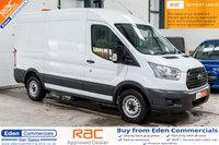 USED 2014 64 FORD TRANSIT 2.2 350 124 BHP RARE MEDIUM MWB MEDIUM ROOF
