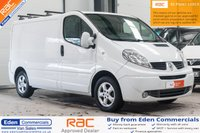 USED 2014 14 RENAULT TRAFIC 2.0 SL27 SPORT DCI S/R 1d 115 BHP