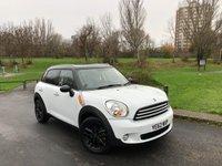 2012 MINI COUNTRYMAN 1.6 COOPER D 5d 112 BHP £7990.00
