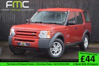 USED 2008 08 LAND ROVER DISCOVERY 2.7 3 TDV6 GS 5d 188 BHP Full Service History