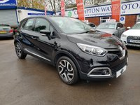 USED 2014 63 RENAULT CAPTUR 0.9 DYNAMIQUE MEDIANAV ENERGY TCE S/S 5d 90 BHP 0%  FINANCE AVAILABLE ON THIS CAR PLEASE CALL 01204 317705